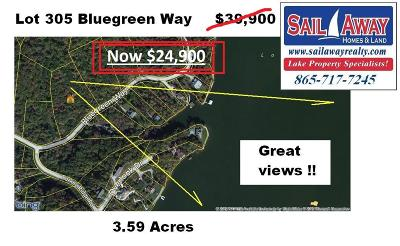 Meigs County, Rhea County, Roane County Residential Lots & Land For Sale: Bluegreen Way