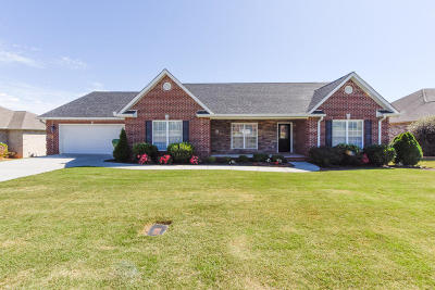 Maryville Single Family Home For Sale: 1214 Wheatmoor Drive