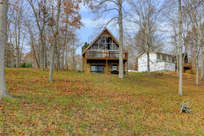 Campbell County, Anderson County, Claiborne County, Union County Single Family Home For Sale: 717 Bankston Lane