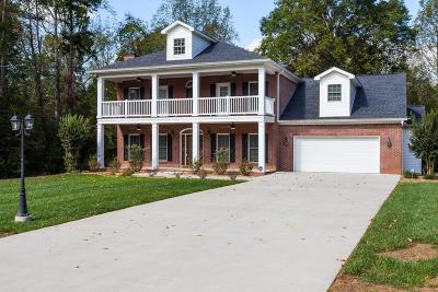Vonore TN Single Family Home For Sale: $495,000