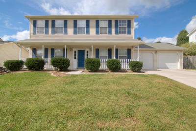 Powell Single Family Home For Sale: 241 Nicely Tr