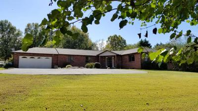 Knoxville Single Family Home For Sale: 1001 Ashby Rd