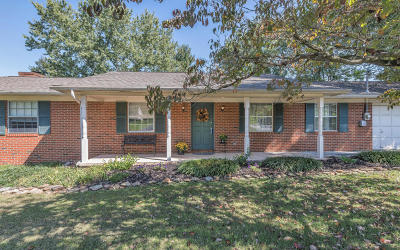 Knoxville Single Family Home For Sale: 224 McFee Rd