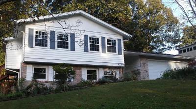Oak Ridge Single Family Home For Sale: 251 Iroquois Rd