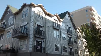 Knoxville Condo/Townhouse For Sale: 1801 Lake Ave #Apt 317