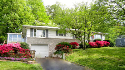 Knoxville TN Single Family Home Closed: $132,500