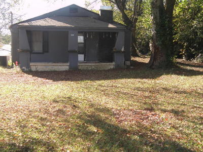 Knoxville Single Family Home For Sale: 2930 Brooks Ave