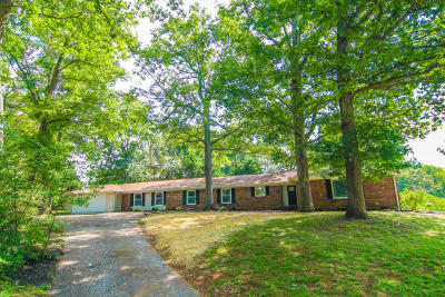 Knoxville Single Family Home For Sale: 6940 Riverwood Drive