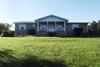 Madisonville Single Family Home For Sale: 154 Meadow View Lane
