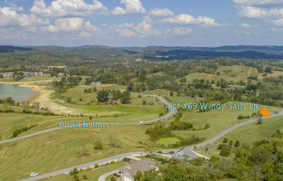 Union County Residential Lots & Land For Sale: Lot 69 Windy Sails Lane