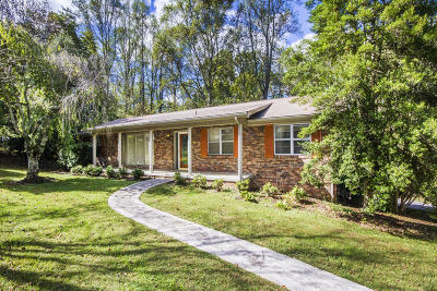 Knoxville Single Family Home For Sale: 2017 Belcaro Drive