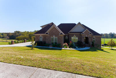 Sevierville Single Family Home For Sale: 1218 Rippling Waters Circle