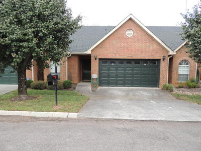 Knoxville TN Condo/Townhouse For Sale: $162,640
