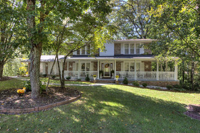 Knoxville Single Family Home For Sale: 1609 Capitol Blvd