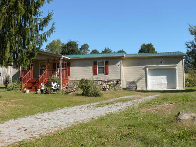 Claiborne County Single Family Home For Sale: 1304 Mountain Rd