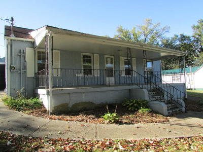 Single Family Home For Sale: 314 Breazeale St