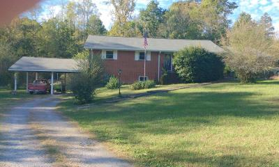 Single Family Home For Sale: 329 Gallaher Rd