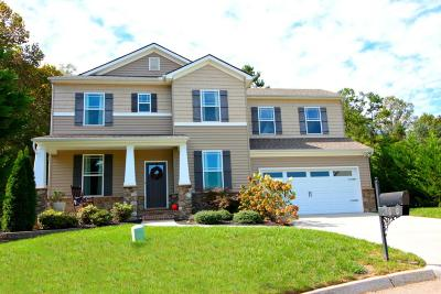 Knoxville Single Family Home For Sale: 800 Clover Fields Lane