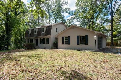 Knoxville Single Family Home For Sale: 303 Corby Lane