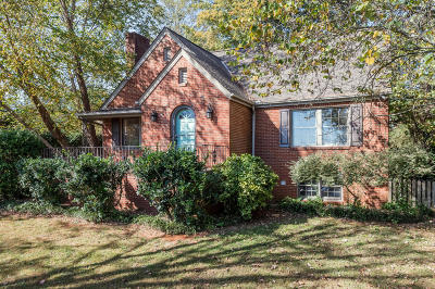 Knoxville Single Family Home For Sale: 3709 Mayfield Drive
