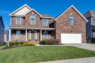 Knoxville Single Family Home For Sale: 2546 Sparkling Star Lane