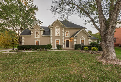 Knoxville Single Family Home For Sale: 216 Candlenut Lane