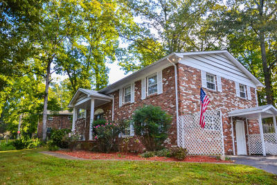 Knoxville Single Family Home For Sale: 8704 NW Longmeade Drive