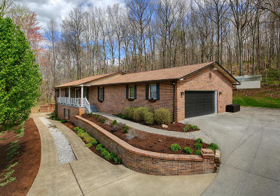 Knoxville Single Family Home For Sale: 2128 Berrywood Drive