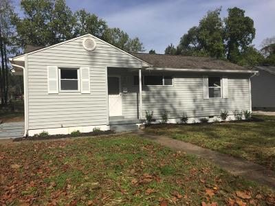 Anderson County Single Family Home For Sale: 223 East Drive