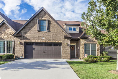 Knoxville Single Family Home For Sale: 11929 Summit Station Lane