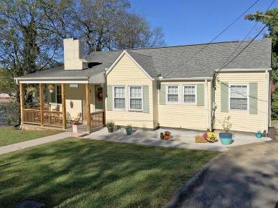 Maryville Single Family Home For Sale: 1413 Wales Ave
