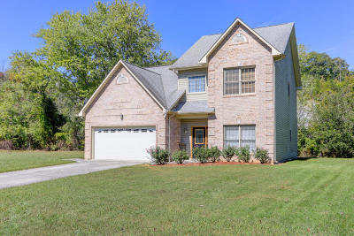 Anderson County Single Family Home For Sale: 925 Melton Hill Circle