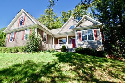 Maryville Single Family Home For Sale: 1424 Chickadee Circle