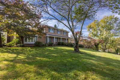 Clinton Single Family Home For Sale: 604 Vista Drive