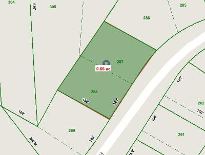 Hiwassee, Hiwassee 1, Hiwassee 2, Hiwassee Dr Residential Lots & Land For Sale: Pine Hollow Rd