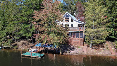Tallassee Single Family Home For Sale: 5719 Lakeshore Drive
