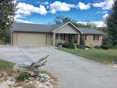 New Tazewell TN Single Family Home For Sale: $109,900