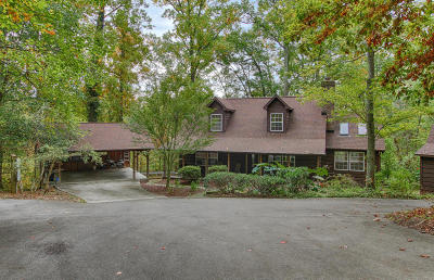 Knoxville Single Family Home For Sale: 2109 Choto Rd