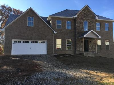 Knoxville Single Family Home For Sale: 7608 Redwood Burl Lane