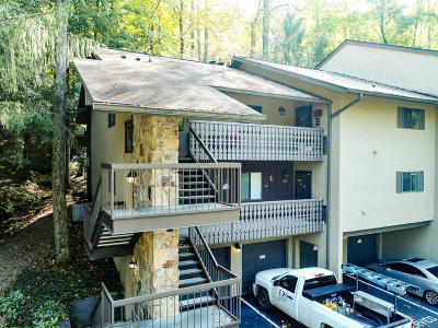 Gatlinburg Condo/Townhouse For Sale: 1235 Ski Mountain Rd #630