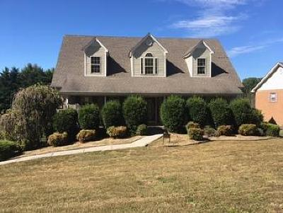 Morristown Single Family Home For Sale: 1419 Brookfield Drive