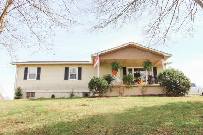 Lafollette Single Family Home For Sale: 1344 Davis Chapel Rd