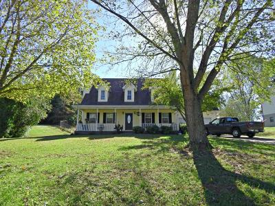 Loudon Single Family Home For Sale: 328 River Bend Drive