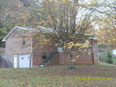 Talbott Single Family Home For Sale: 1756 Mansfield Gap Rd