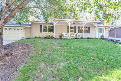Oliver Springs Single Family Home For Sale: 153 Richards Drive