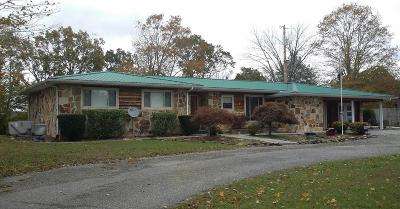 Campbell County Single Family Home For Sale: 446 Oak Run Lane