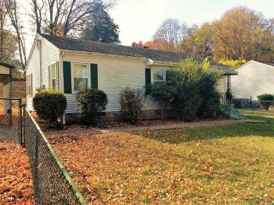 Hamblen County Single Family Home For Sale: 1505 Elm St