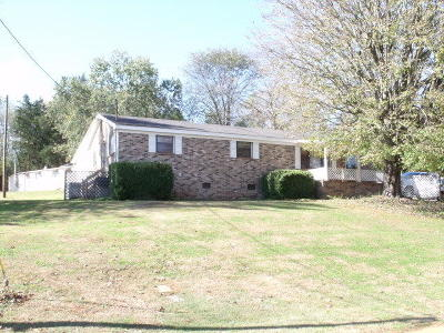 Sweetwater Single Family Home For Sale: 1349 Hiwassee Rd