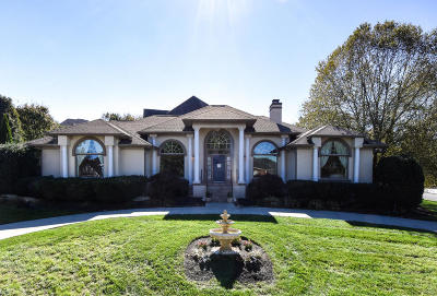Knoxville Single Family Home For Sale: 12608 Mallard Bay Drive