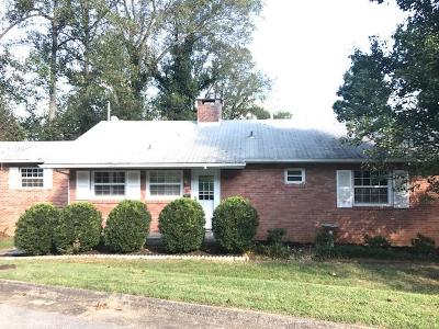 Anderson County Single Family Home For Sale: 104 Evans Lane
